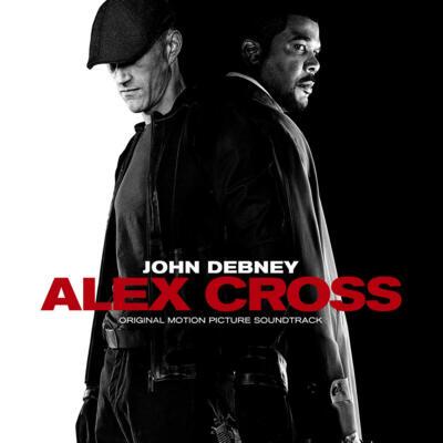 Cover art for Alex Cross