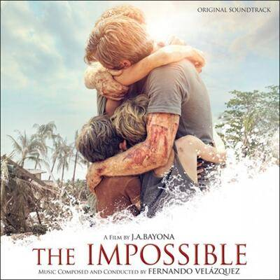 Cover art for The Impossible