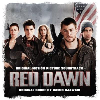 Cover art for Red Dawn