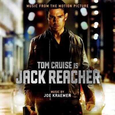 Cover art for Jack Reacher