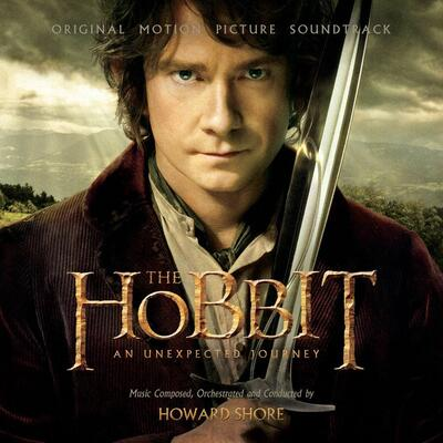 Cover art for The Hobbit: An Unexpected Journey