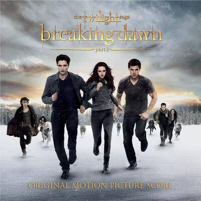 Cover art for The Twilight Saga: Breaking Dawn - Part 2