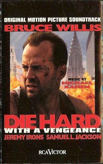 Cover art for Die Hard: With a Vengeance