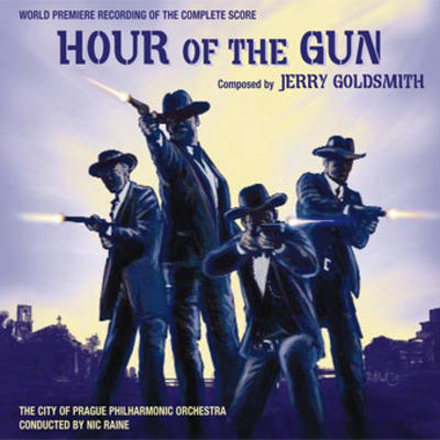 Cover art for Hour of the Gun