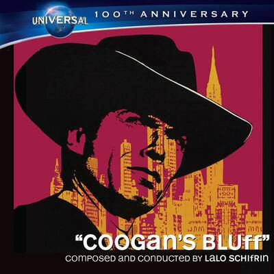 Cover art for Coogan's Bluff