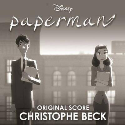 Cover art for Paperman
