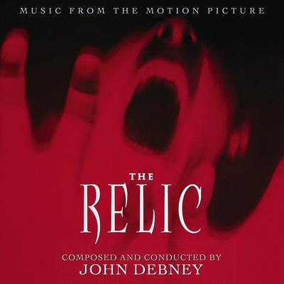 Cover art for The Relic