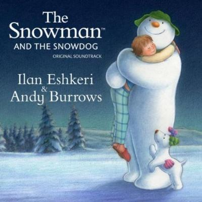 Cover art for The Snowman and the Snowdog
