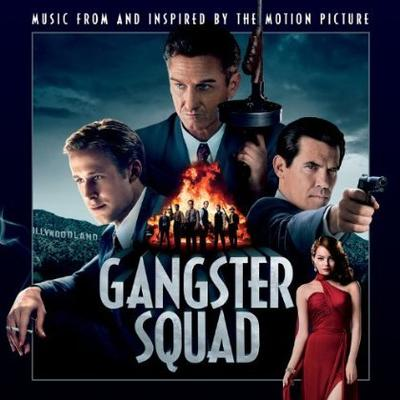 Cover art for Gangster Squad