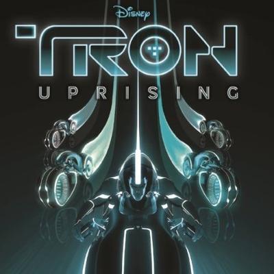 Cover art for TRON: Uprising