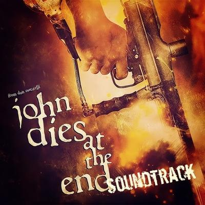 Cover art for John Dies at the End