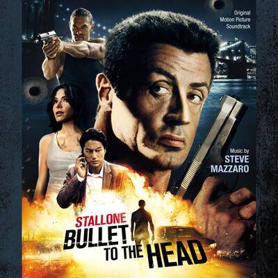 Cover art for Bullet to the Head