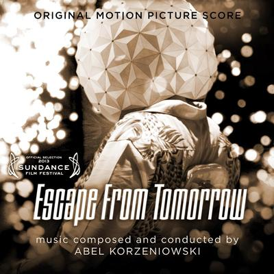 Cover art for Escape from Tomorrow