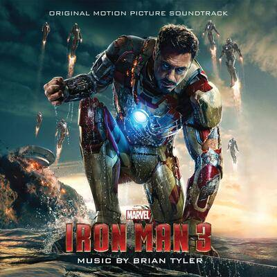 Cover art for Iron Man 3