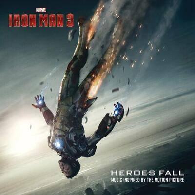 Cover art for Iron Man 3 (Heroes Fall)