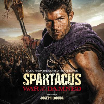 Cover art for Spartacus: War of the Damned