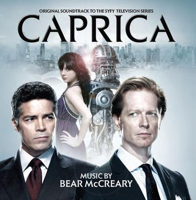Cover art for Caprica (Season 1)