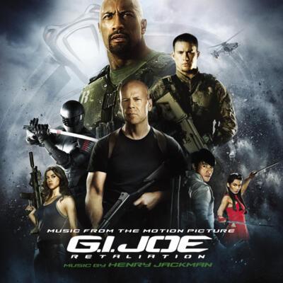 Cover art for G.I. Joe: Retaliation