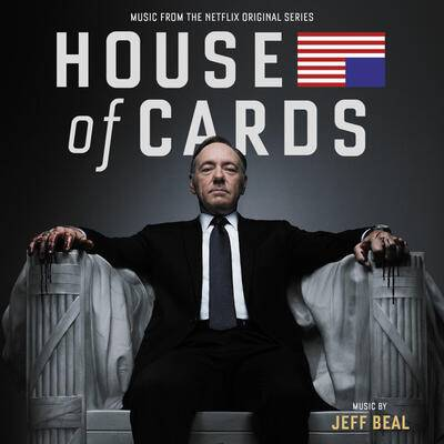 Cover art for House of Cards
