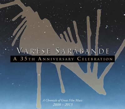 Cover art for Varèse Sarabande: A 35th Anniversary Celebration