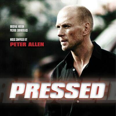 Cover art for Pressed