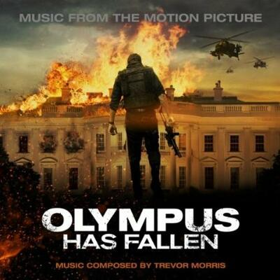 Cover art for Olympus Has Fallen