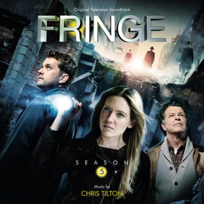Cover art for Fringe (Staffel 5)