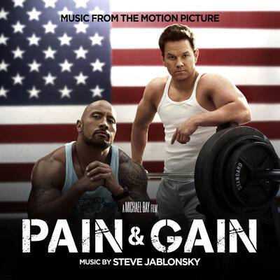 Cover art for Pain & Gain