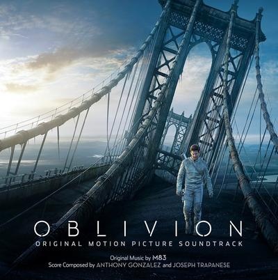 Cover art for Oblivion (Original Motion Picture Soundtrack) (Deluxe Edition)