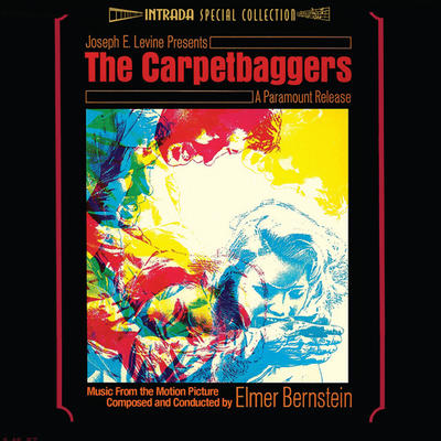 Cover art for The Carpetbaggers