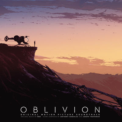 Cover art for Oblivion (Original Motion Picture Soundtrack) (Clear Vinyl Variant)