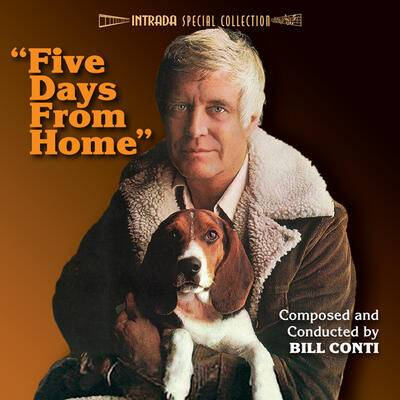 Cover art for Five Days from Home