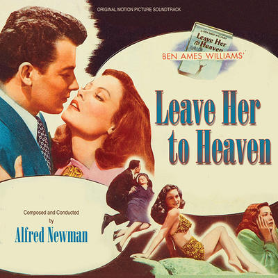 Cover art for Leave Her to Heaven / Take Care of My Little Girl