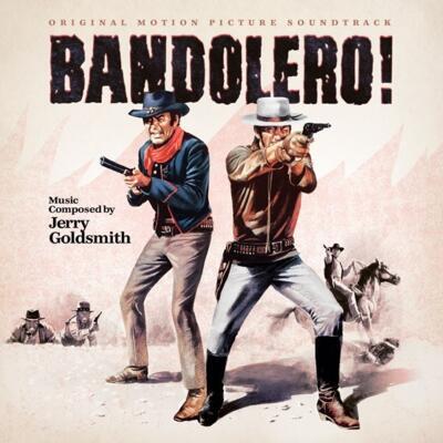 Cover art for Bandolero!