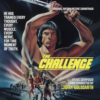 Cover art for The Challenge (Revised Edition)