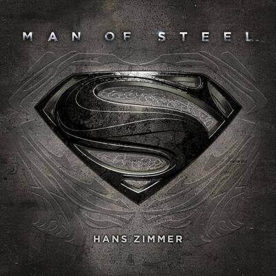 Cover art for Man of Steel (The Deluxe Edition)