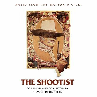 Cover art for The Shootist / The Sons of Katie Elder