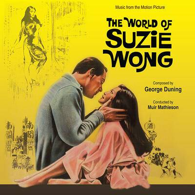 Cover art for The World of Suzie Wong