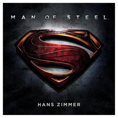 Cover art for Man of Steel