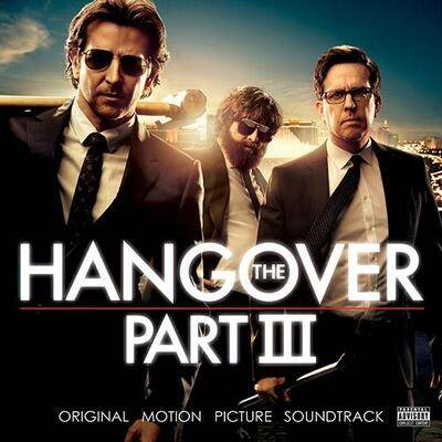 Cover art for The Hangover Part III
