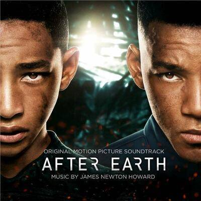 Cover art for After Earth