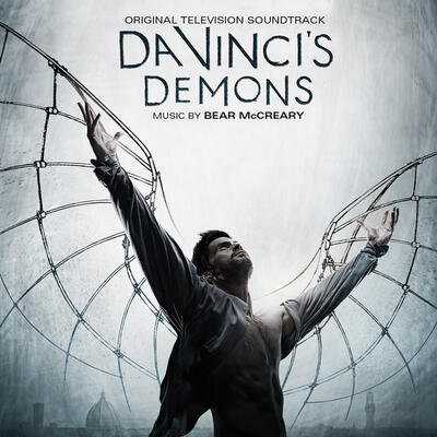 Cover art for Da Vinci's Demons
