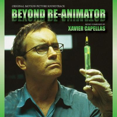 Cover art for Beyond Re-Animator