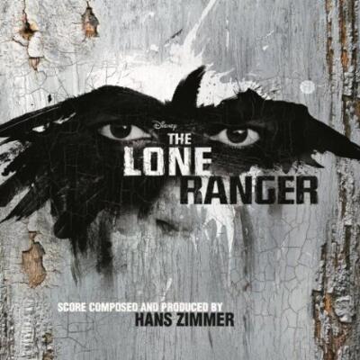 Cover art for The Lone Ranger