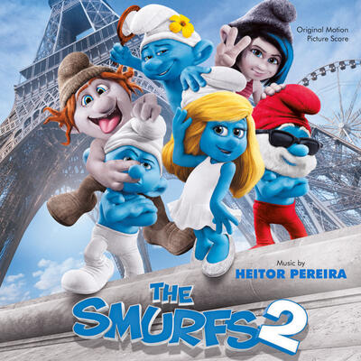 Cover art for The Smurfs 2