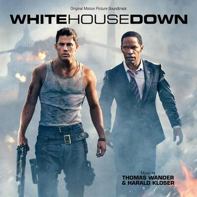 Cover art for White House Down (Original Motion Picture Soundtrack)