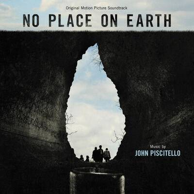 Cover art for No Place on Earth