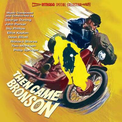 Cover art for Then Came Bronson