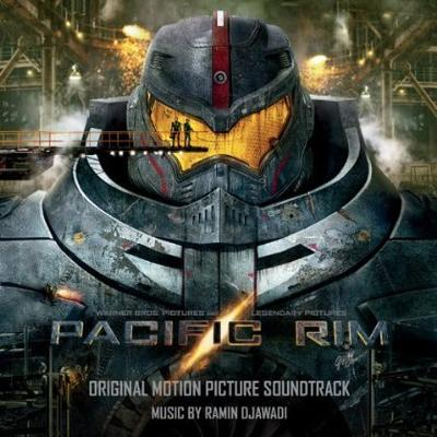Cover art for Pacific Rim (Original Motion Picture Soundtrack)