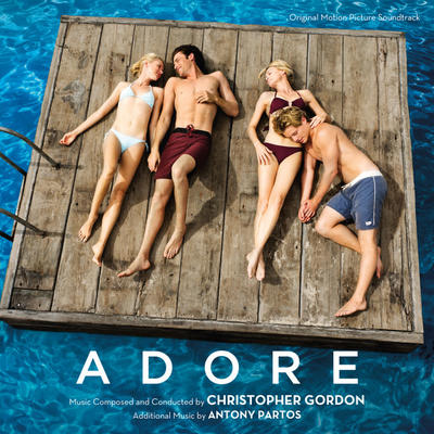 Cover art for Adore